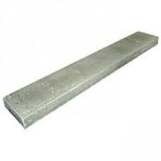 Bradstone Flat Top Edging Grey 914x150x50mm